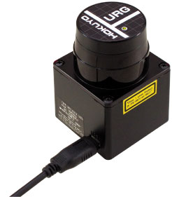 Hokuyo Laser Scanner URG-04LX-UG01